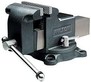 Wilton Model WS8 Jaw Width 8-Inch Throat Depth 4-Inch Shop Vise