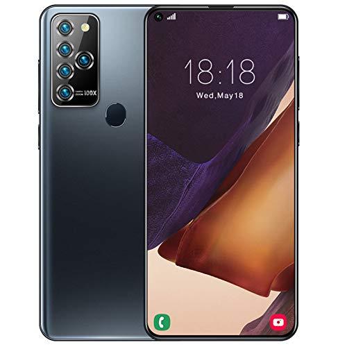 Air Purifiers Smartphones Desbloqueados Note25U, Teléfonos Celulares Desbloqueados con Doble SIM con Android 10,4G, Pantalla HD De 7.2', Extensión De 2GB / 16GB, 128GB, Batería De 4800mAh.
