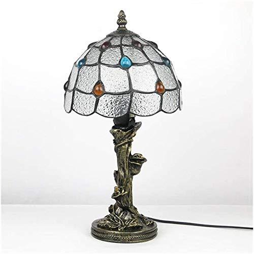 MARUA Moderne Nachttischlampe Wohnzimmer Schlafzimmer Hal Tiffany Tischlampe Nachttischlampe Schlafzimmer Lampe Großhandel Retro Amazon Ebay Studie Lampe Brennen Leuchten
