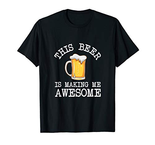 this beer is making me awesome - 6