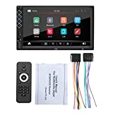 Semoic 2 Din Auto Stereo,7 Inch Contact Screen Car Multimedia Player 7 Color
