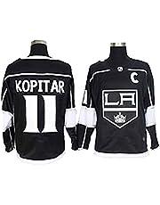 NHICR Kigs Kpitr # 11 Gretzky # 99 Carter # 77 Camiseta de manga larga transpirable deportiva profesional sudaderas bordadas A- M