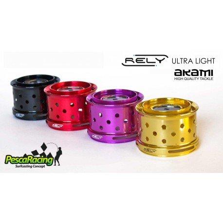 RELY Bobinas de Competición Ultra Light