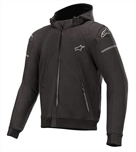 Alpinestars Chaquetas de moto Sektor Tech Sudadera con capucha, color negro