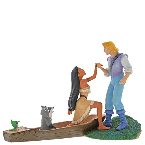 Enchanting Disney Hear With Your Heart - Pocahontas Figurine