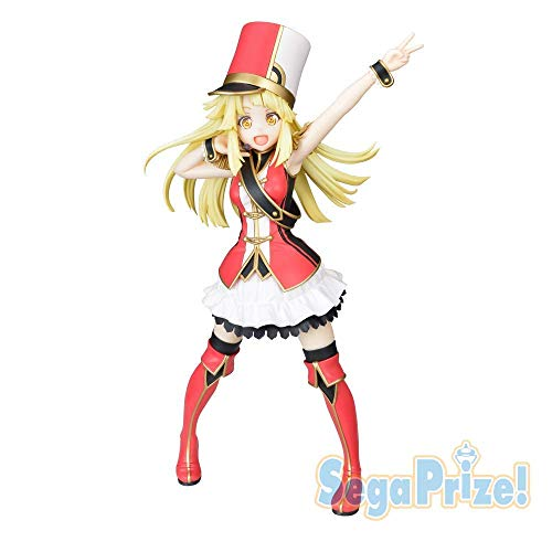 SEGA Bandori! Girl band party! PM figures Kokoro Tsurumaki Vocalist Colle. No.3