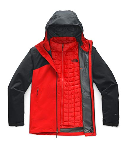 The North Face Men's Thermoball Triclimate Jacket - Urban Navy & Urban Navy - L