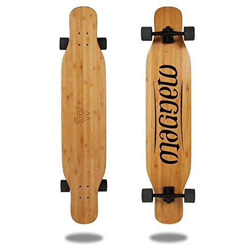 Magneto Longboard - Bamboo Dancing Longboard