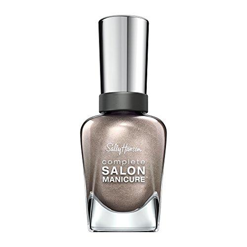 Sally Hansen Complete Salon Manicure Nagellack, 381 Gilty Party/pflegender, metallic...