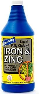 Liquinox 3032 Iron Zinc Chelated Solution, 32-Ounce