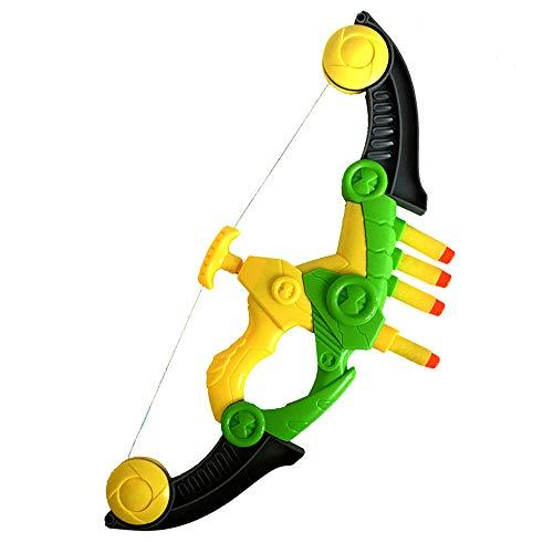 WenToyce Soft Arrow Bow Set for Kids,...