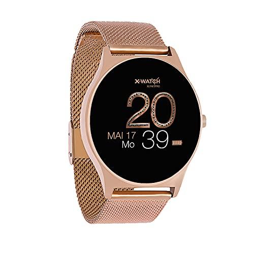 X-WATCH JOLI XW PRO Smartwatch iOS Schrittzähleruhr Damen Fitness 54029