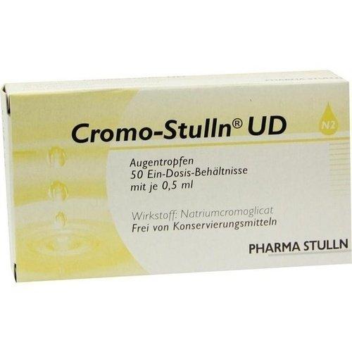 Cromo Stulln Ud Augentropfen 50X0.5ml