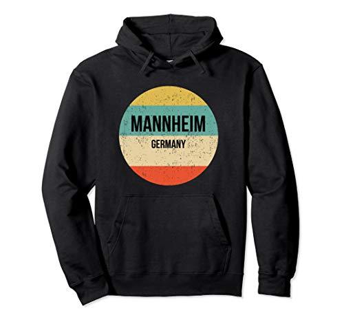 Mannheim Deutschland Pullover Hoodie