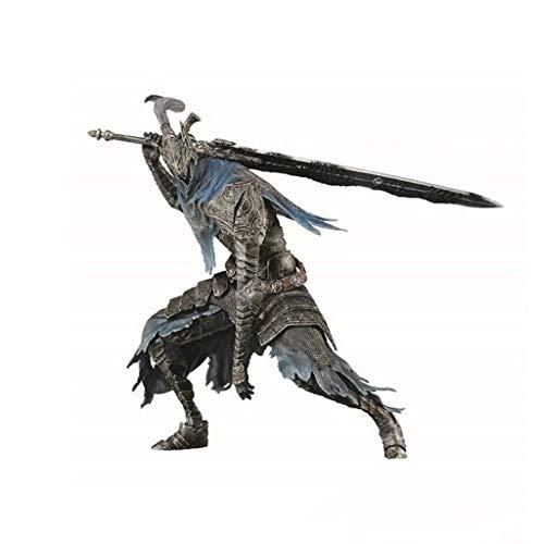 jiaming Dark Souls Artorias PVC Figure Collectible Model Gift - High 18cm (versión no Original)
