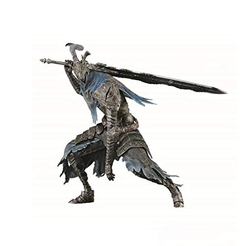 jiaming Dark Souls Artorias PVC Figure Collectible Model Gift - High 18cm (versión no Original)