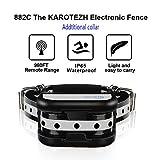 KAROTEZH Wireless Dog Fence System 882C Additional Collar