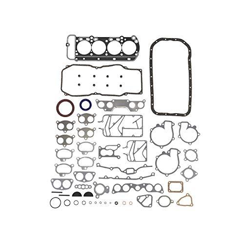 DNJ FGS4002 Full Gasket/Sealing Set For 1979-1984 / Ford, Mazda / 626, B2000, Courier / 2.0L / SOHC / L4 / 8V / 122cid, 1970cc 1, VIN C