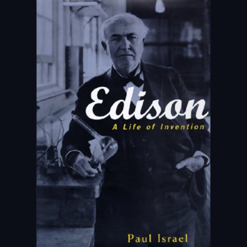 Edison audiobook cover art