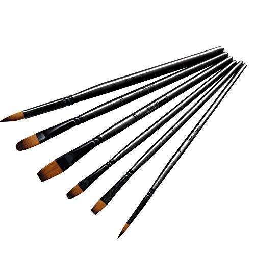 Malwerkzeug, Malerei Mischpalette, Kunststoff Malerei Tablett Maler DIY Handwerk Zubehör, Anzug für Malerei Leinwand, Keramik, Ton, Holz und Modell