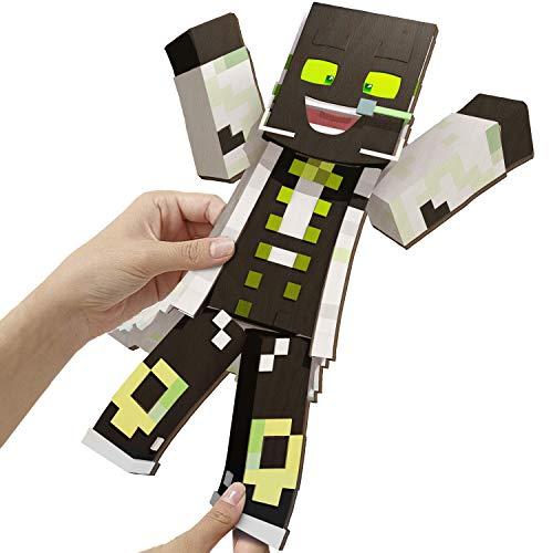 Elbeffekt Arazhul Lampe für ArazhulHD Fans aus Holz - personalisierbares Geschenk - schenke Dein individuelles Kinder Geschenk aus Echtholz