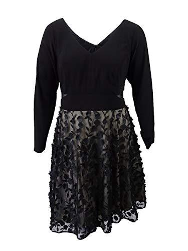 Best xscape long sleeve dresses