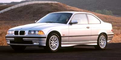 ... 1998 BMW 323is, 2-Door Coupe Automatic Transmission ...