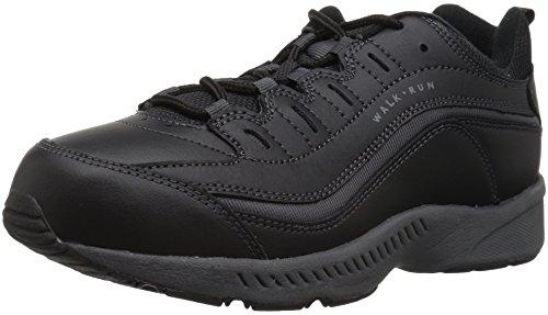Easy Spirit Women's Romy Shoe, Black, 8.5 W US