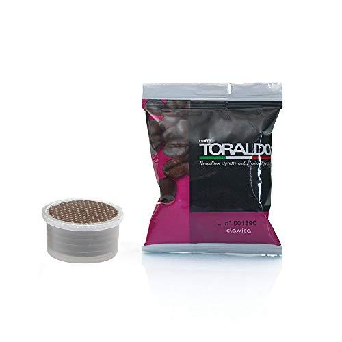 Caffè Toraldo Classica Capsules Compatibili con 'Espresso Point' 100 Capsules