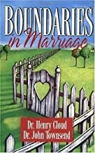 Boundaries in Marriage 1st (first) edition Text Only