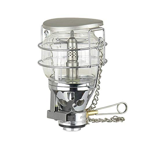 QBLDX Outdoor Candle Lights, Portable Camping Lights, Natural Gas Lighting, Rainproof and Windproof Heating Suitable for Tent Patio Garden
