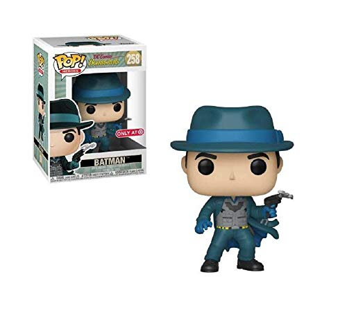 Funko Pop! DC Bombshells Batman Exclusive Vinyl Figure