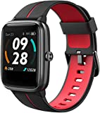 Smartwatch GPS, 5ATM Wasserdicht Fitness Armband 13 Sportmodi Activity Tracker mit Schwimmmodus für...