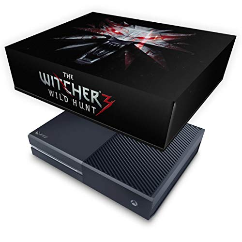 Capa Anti Poeira para Xbox One Fat - The Witcher 3#A