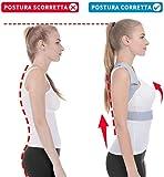 Zoom IMG-1 correttore postura schiena uomo e