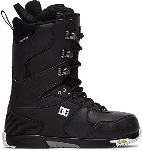 DC The Laced Mens Snowboard Boots Black Sz 11