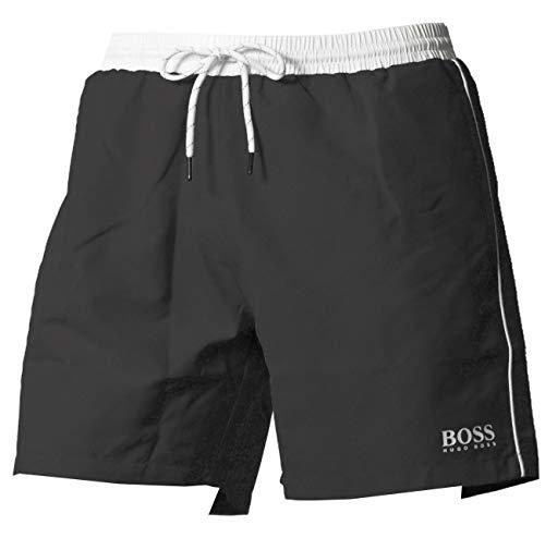 BOSS Starfish short Court pour Homme, Gris (Gris foncé 24), M