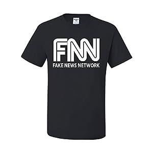FNN Funny Parody T-Shirt Fake News Trump President Tee Shirt