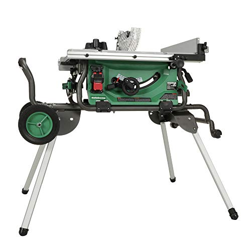 Metabo HPT Table Saw, 10-Inch Carbide Tipped...