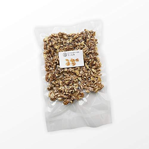 [前田家] 自然派 プレミアム 生くるみ (250g) ナッツの中でも特にオメガ3脂肪酸・ビタミンEなどの高い栄養価を持つクルミ 無塩 無油 無添加!