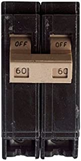 Cutler Hammer Circuit Breaker 60 Amp Bulk