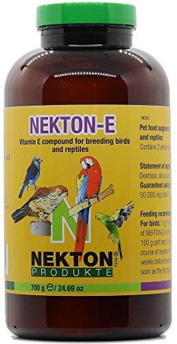Nekton E Vitamin E Supplement for Birds, 700gm