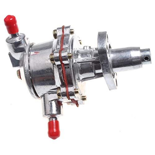 FridayParts Fuel Lift Pump 02/630320 17/912400 for JCB 804 803 8014 8017 8015 8052 801 -  backhoe, 02630320 17912400