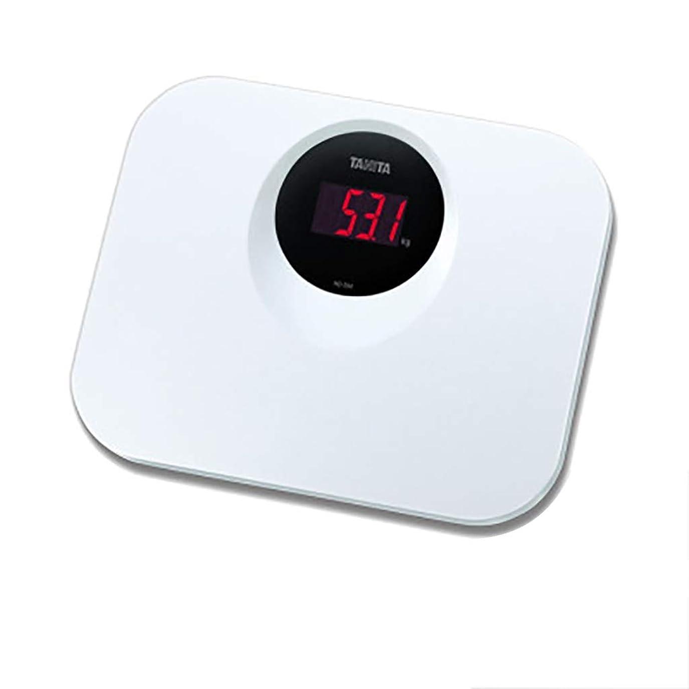 冷ややかなまつげ脚本バスルームデジタルスケール 丸型デジタルダイヤルディスプレイ付き 体重計 ABSスケールプラットフォーム付き、 2?150kgの重量測定