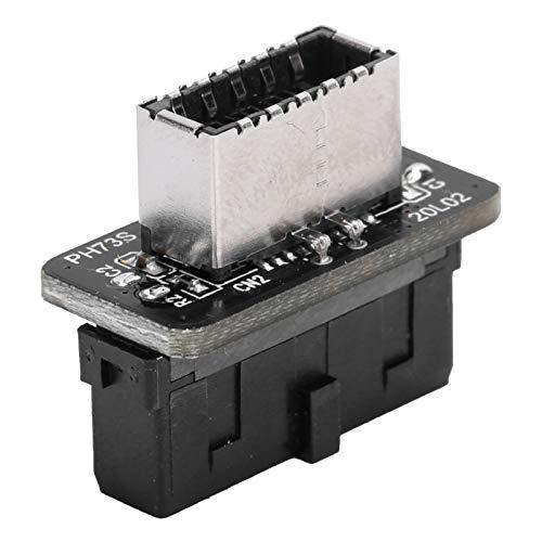 Adaptador enchufable del zócalo del panel frontal de la placa base PH73S,...