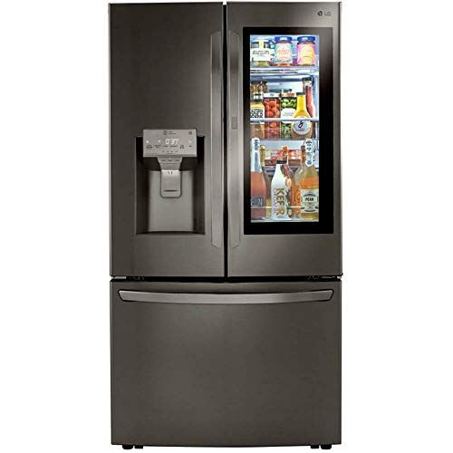 Best lg 33 wide french door refrigerator