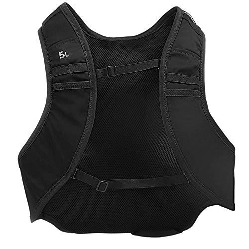 ASICS Running Backpack 155017-0904; Unisex backpack; 155017-0904_M; black; M EU ( UK)