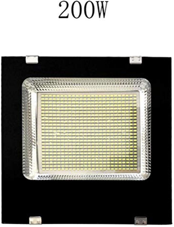 H-XH Strahler Mit,Auen Landschaft Projektions-Licht Konstruktion Wasserdicht-Site-Sicherheitslampe (gre   200W)