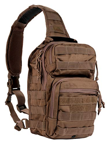 Red Rock Outdoor Gear - Rover Sling Pack, Dark Earth
