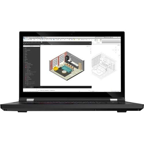 Lenovo ThinkPad P15g Gen 1 20UR004PUS 15.6' Touchscreen Notebook - 4K UHD - 3840 x 2160 - Intel Core i9 (10th Gen) i9-10885H Octa-core (8 Core) 2.40 GHz - 32 GB RAM - 1 TB SSD - Glossy Black - Wi